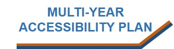 Multi Year Accessibility Plan 2